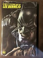 DC COMICS THE ART OF LEE BERMEJO HC / NEW-SEALED JOKER BATMAN