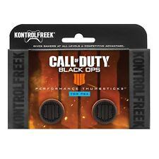 KontrolFreek Call of Duty: Black Ops 4 Performance Thumb Sticks - PS4