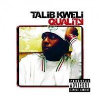 TALIB KWELI - QUALITY  CD  15 TRACKS HIP HOP / RAP  NEW!