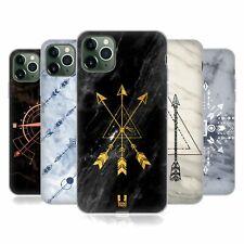 HEAD CASE DESIGNS GEOMETRIC ARROWS SOFT GEL CASE FOR APPLE iPHONE PHONES
