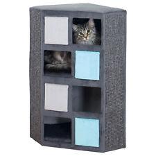 Trixie gatos Árbol de ARAÑADO del Torre Pino gris / claro / turquesa, NUEVO