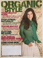 PATRICIA VELASQUEZ October 2004 ORGANIC STYLE Magazine