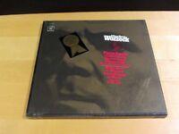 SEALED Box Set ALBAN BERG Wozzeck BOULEZ CBS 32-21-0002 Stereo 2-LP PROMO SEALED