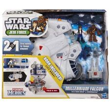 Hasbro 32984 Star Wars Millenium Falcon mit Han Solo + Chewbacca , NEU, OVP