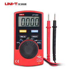UNI-T UT120C Auto Range Digital Multimeter DMM AC DC Voltage Resistance Freq New