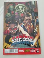 ALL-NEW CAPTAIN AMERICA #2 (2015) MARVEL COMICS AVENGERS NOW! SAM WILSON FALCON