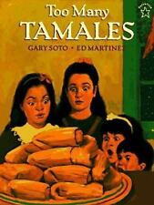 Too Many Tamales by Gary Soto (1996, Paperback)
