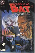 BATMAN SHADOW OF THE  BAT N°  5  Albo in Americano