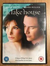 SANDRA BULLOCK KEANU REEVES LAGO CASA ~2006 OTTIMO Romantic Drammatico UK DVD