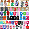 Small Dog T-Shirt Vest Pet Puppy Cat Summer Clothes Coat Top Outfit Costume