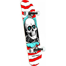 """Powell Peralta Skateboard Complete Ripper Red 8.0"""" x 31.45"""""""