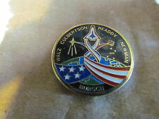 SHUTTLE DISCOVERY STS 51 LAPEL PIN