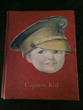 THE CAPTAIN KID BOOK AND JUDGE ANNUAL Hardcover