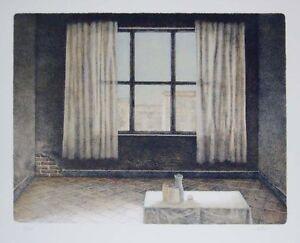 Enzo Vicentini Original Lithograph S/N