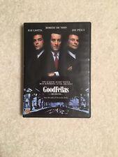 New listing Goodfellas (Dvd, 2007), Rated R, Robert De Niro, Joe Pesci, Ray Liotta