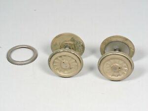 Antique Cast Iron Wheels for Engine - Standard Gauge