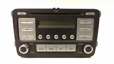 Original 2006-2010 VW Golf Jetta Passat Radio CD mit+ MP3 # 1K0035161C 28088967