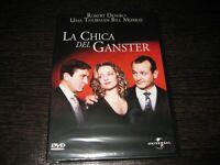 La Fille Du Gangster DVD Robert De Niro Uma Thurman Scellé Neuve