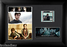 Film Cell Genuine 35mm Framed Matted Harry Potter S8 Deathly Hallows USFC6219
