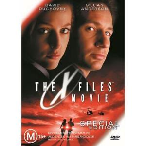 "THE X FILES MOVIE (DVD, 2008) BRAND NEW / SEALED ""REGION 4"""