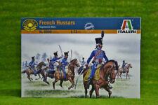 French Hussars 1/72 Italeri Napoleonic Wargames 6008