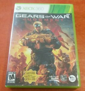 Gears Of War Judgement Microsoft Xbox 360 Studios Epic Games Dolby Mature