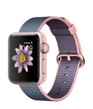 Montres connectées bleus iOS-Apple