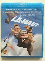 Là-Haut (Up) BLU RAY NEUF SOUS BLISTER Walt Disney