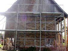 Baugerüst Gerüst Original Hünnebeck 100 qm zur Miete auch andere Größen möglich