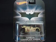 Hot Wheels Tumbler Dark Knight Trilogy Camouflage version 1/64