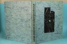 Werner Gothein - Geschichte in Holzschnitten Orig. Buch 1955 - handsigniert /S68