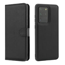 2 in 1 Adsorption Leather Phone Case For Samsung Galaxy S21 S20 S10 S9 Note 20 9