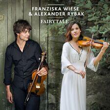 Franziska Meadow & Alexander RYBAK-Fairytale CD Single NEW