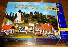 Plastoy (Faller)   Dorfset