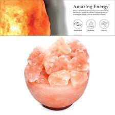 4X Himalayan Salt Lamp Natural Crystal Sea Salt Rock Night Light Dimmer Cord US