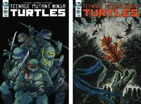 IDW Comics TMNT Ongoing # 101 Campbell Main + Eastman Variant NM 1-8-20