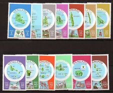 Vanuatu 1980 New Hebrides MNH set S.G. 287-299