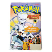 Pokemon The First Movie Animation Comics Mewtwo Strikes Back 3 Comic Book 90s