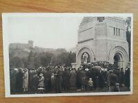 CPA - Lourdes - Messe au monument de la paix