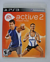 Active 2: Personal Trainer - Playstation 3 PS3 Game - Complete & Tested