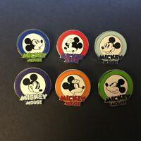 Oh Mickey! Mystery Set of 6 Pins Disney Pin 75884