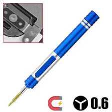 Destornillador Y 0.6 mm TriWing Punta Imantada Imantado para iPhone 7/Plus Azul