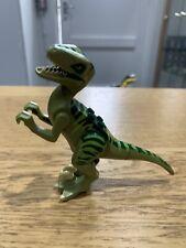 LEGO Dinosaur Raptor from Dino Raptor Chase 5884 Genuine Green Lime