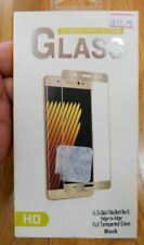 Screen Protector/Tempered Glass for ZTE Blade X Max/Boost Max XL Black~NEW