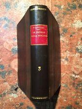 D'Annunzio: Le novelle della Pescara, Milano Treves, 1902, LETTERATURA ABRUZZO