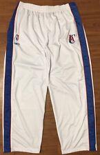 Vintage Authentic Reebok Los Angeles Clippers Break-Away NBA Jersey Pants Sz 2X