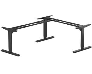 "Adjustable Table Lift Desk Frame, 25.5"" Stroke, 330 lbs - FLT-05 (Corner Ryzer)"