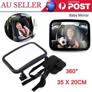 Car Baby Seat Inside Mirror View Back Safety Rear Facing Care  AU Shiping