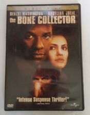 The Bone Collector Wide Screen DVD 2000 Universal Pictures