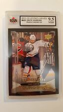 Zack Kassian 2011-12 UD Young Guns Exclusives Rookie Card #33/100 KSA Graded 9.5